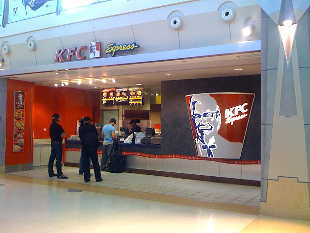 KFC Express Photo by Karen