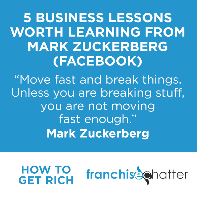 Mark Zuckerberg Business Lessons