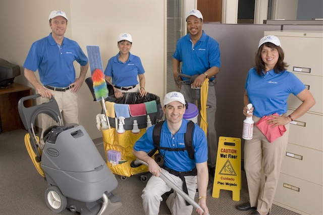 Top Affordable Franchises: Commercial Cleaning Services Sector ...