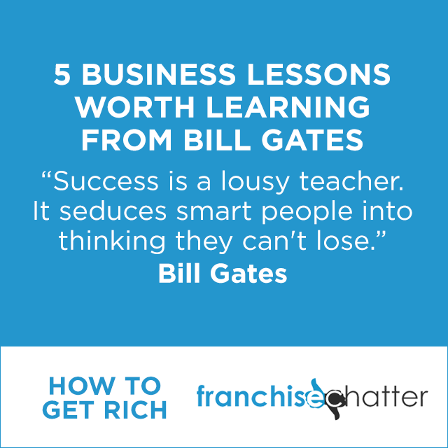Bill Gates Business Lessons