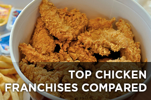 Top Chicken Franchises