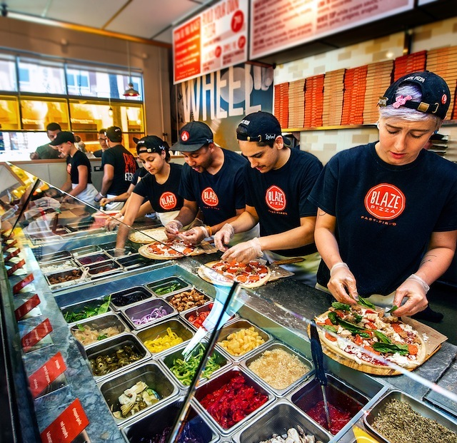 FDD Talk 2020: Blaze Pizza Franchise Review (Financial Performance Analysis, Costs, Fees, and More)