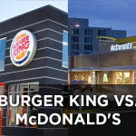 Battle of the Brands: McDonald's vs. Burger King: Which Company Comes Out on Top in the Most Recent Battle of the Burgers?