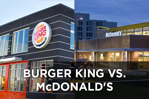 Burger vs. McDonald's Main