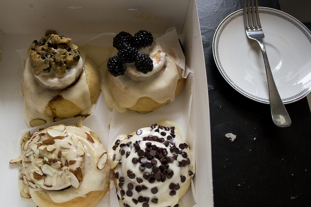 Cinnaholic Photo by Quinn Dombrowski