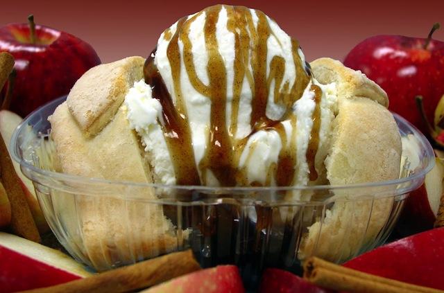 Handel's Apple Dumpling