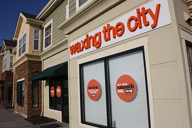 Waxing the City Exterior