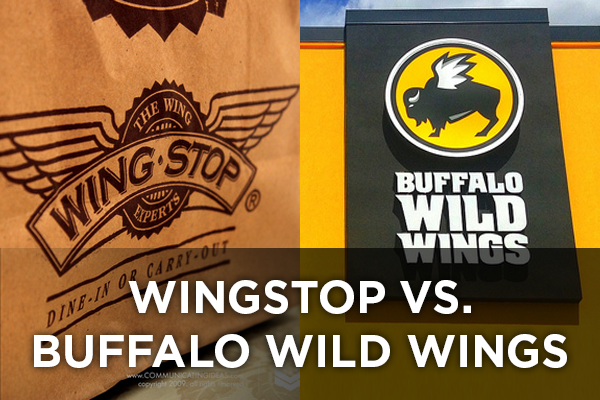 Wingstop vs. Buffalo Wild Wings main