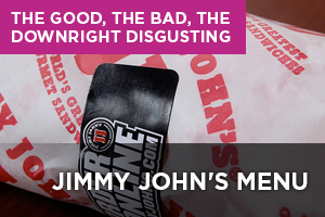 Jimmy John's Menu Review