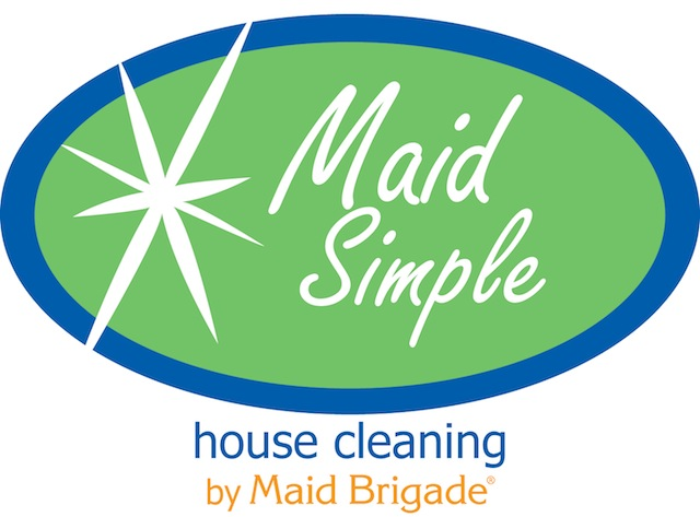 Maid Simple House Cleaning (by Maid Brigade) Logo