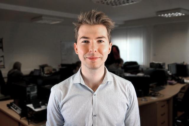 Tom Evans, Editor at EngageWeb