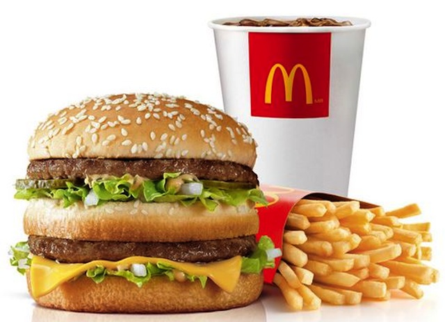 Pictures of Mcdonalds Meals Mcdonald's Big Mac Meal