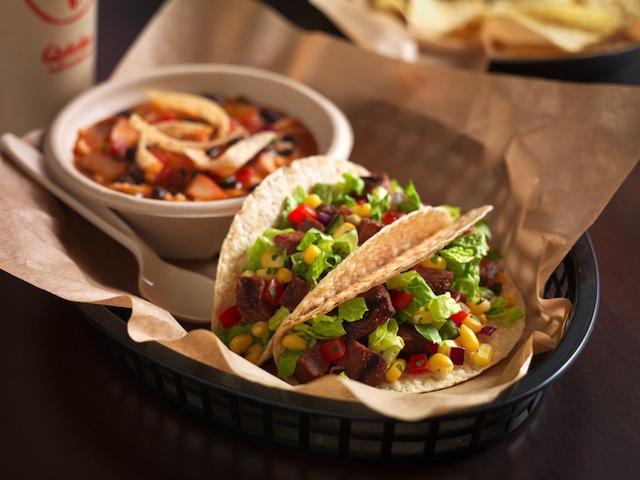 Qdoba Mexican Grill food