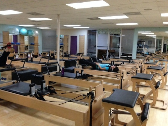 Club Pilates Studio 1