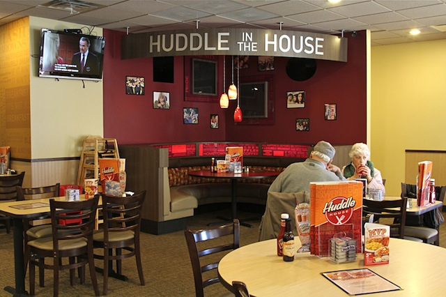 Huddle House Photo from pitch.com