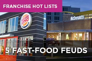 5 Fast-Food Feuds