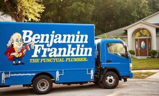 Ben Franklin Plumbing Photo