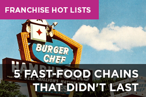 5 Fast-Food Chains That Did Not Last