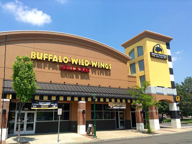 Buffalo Wild Wings Photo by Mike Mozart