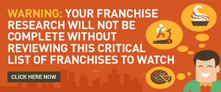 Franchise Chatter Names America's Most Lucrative Franchises