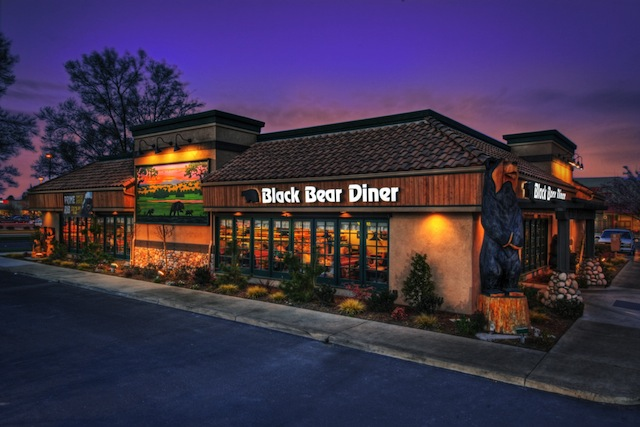 Black Bear Diner Modesto