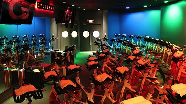 CycleBar Franchise Photo