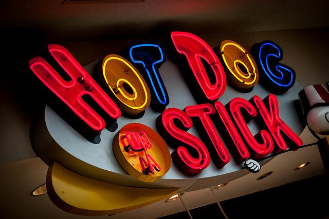 Hot Dog on a Stick 3
