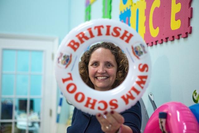 Bonnie Alcid, British Swim School Franchisee