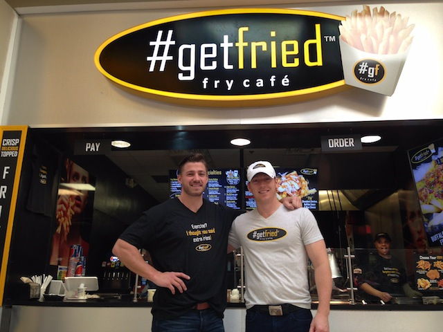 Garrett and Chris of getfried