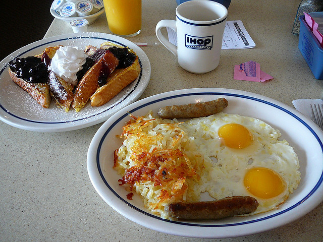 IHOP Photo by Octavio Ruiz Cervera