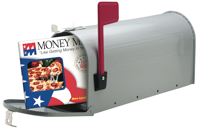 Money Mailer Envelope