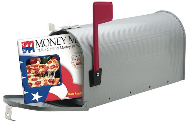 Money Mailer Envelope