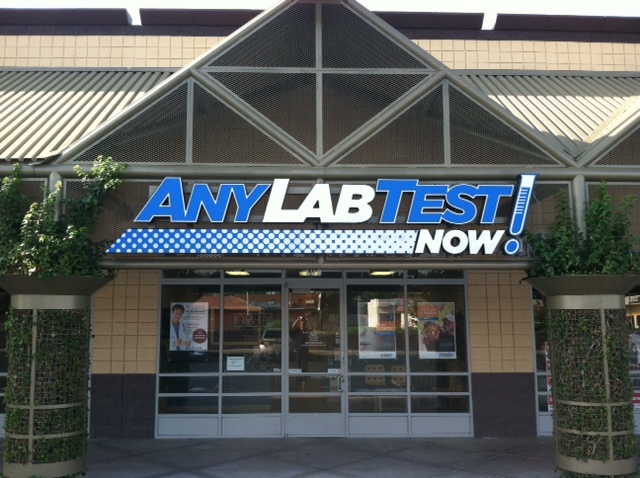 Any Lab Test Now Exterior