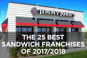 The Best Sandwich Franchises of 2017/2018