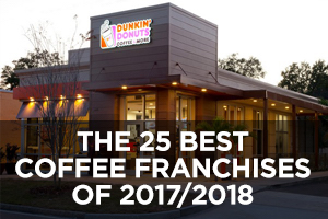 The Best Coffee Franchises of 2017/2018