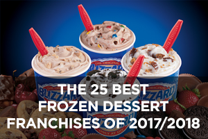 The Best Frozen Dessert Franchises of 2017/2018