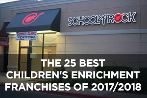 The Best Children's Enrichment Franchises of 2017/2018