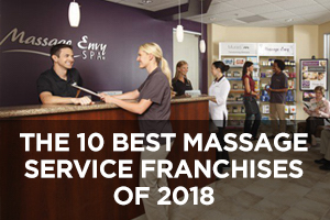 The Best Massage Service Franchises of 2018