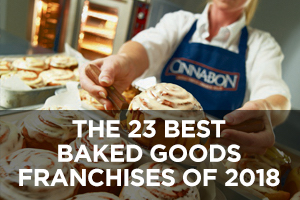 The Best Baked Goods Franchises of 2018