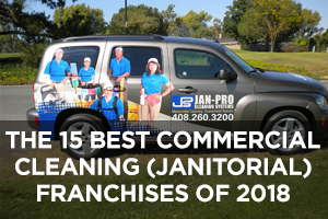 The Best Commercial Cleaning or Janitorial Franchises of 2018