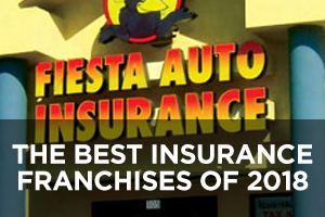 The Best Insurance Franchises of 2018
