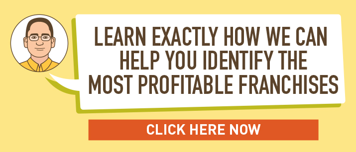 Learn Exactly How We Can Help You Identify the Most Profitable Franchises
