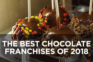 The Best Chocolate Franchises of 2018