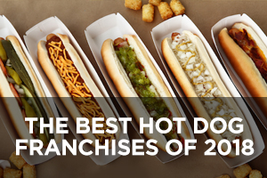 The Best Hot Dog Franchises of 2018