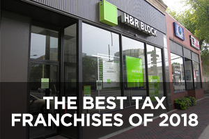 The Best Tax Franchises of 2018