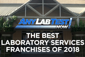 The Best Laboratory Services Franchises of 2018