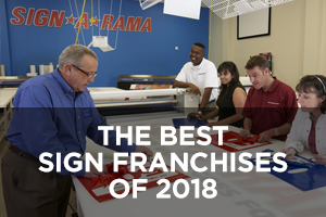 The Best Sign Franchises of 2018