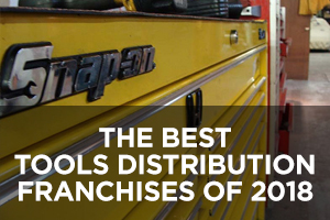 The Best Tools Distribution Franchises of 2018