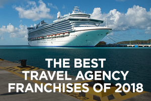 The Best Travel Agency Franchises of 2018