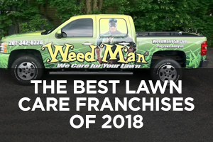 The Best Lawn Care Franchises of 2018